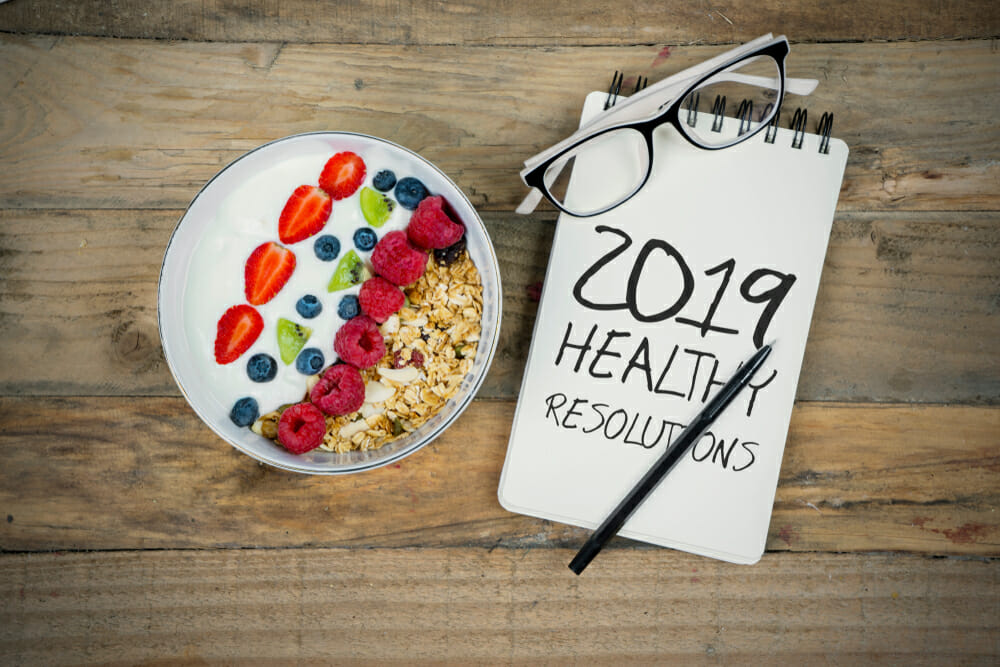 Healthy Resolutions 2019
