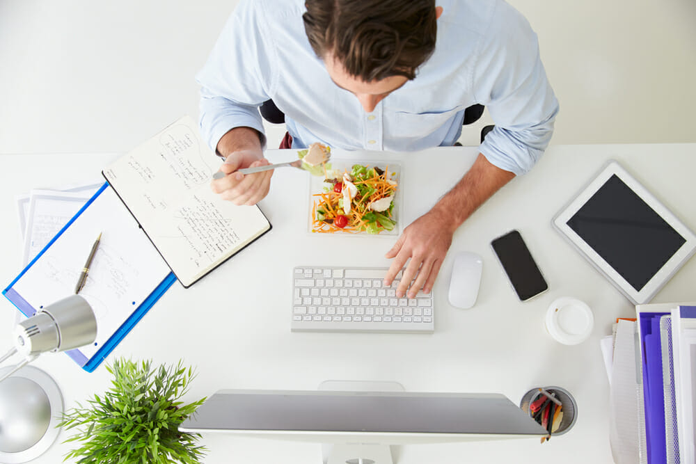Planning Easy & Healthy Meals for the Busy Executive
