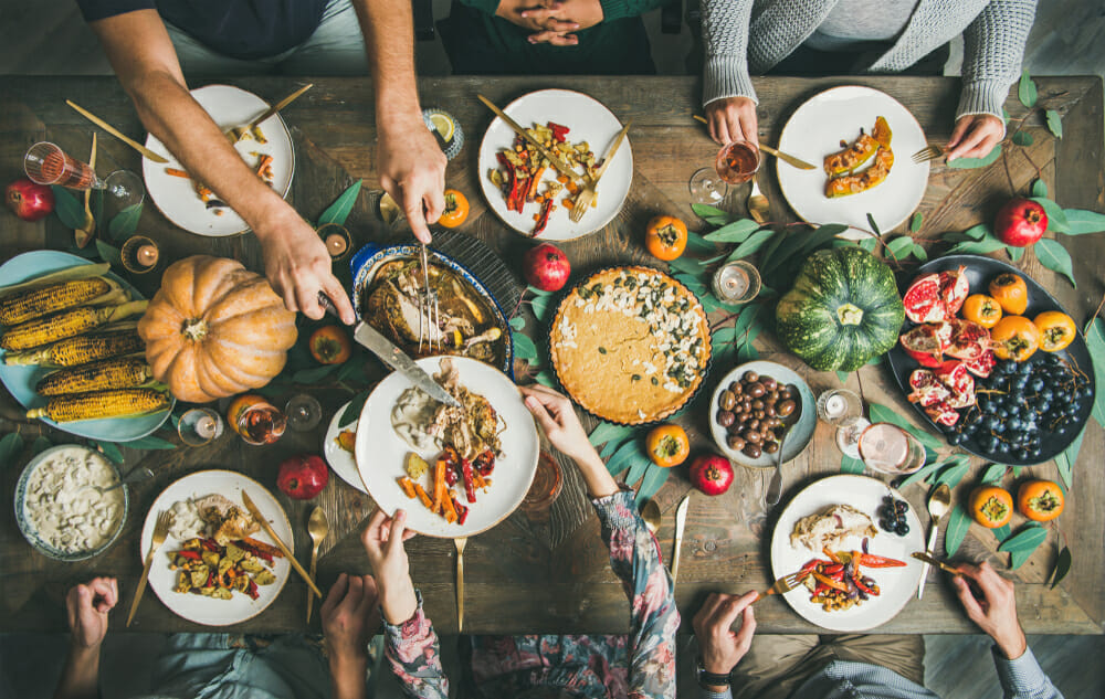 Three Thanksgiving Wellness Tips To Get You Through The Holiday