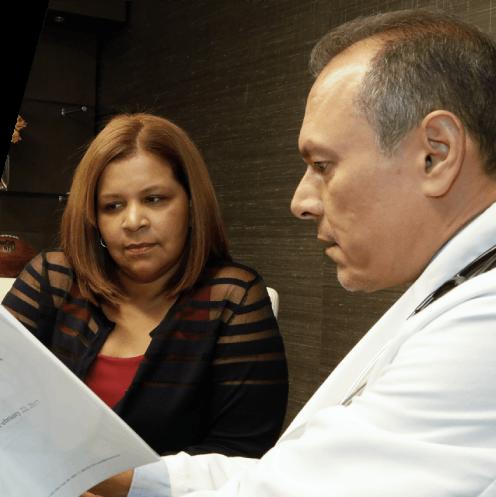 Patient Doctor Report